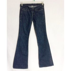 William Rast Jeans Size 25 Flare Wide Leg Low rise